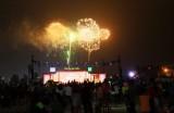 Người dân Bình Dương đón mừng năm mới trong an vui, hạnh phúc