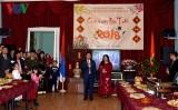Đại sứ quán Việt Nam tại LB Nga tổ chức gặp mặt mừng Xuân Mậu Tuất