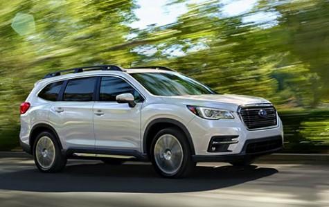 Subaru Ascent giá từ 32.000 USD - đối thủ mới của Ford Explorer