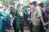 Quyết tâm hoàn thành tốt công tác giao quân