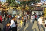 Bảo đảm an ninh trật tự tại chùa Châu Thới
