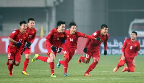 Điều ước cho bóng đá Việt Nam trong năm 2018