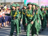 Hội trại tòng quân: Nghĩa tình hậu phương quân đội