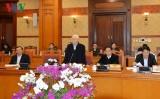 Tổng Bí thư: Kết quả đón Tết Nguyên đán đã thể hiện ý Đảng, lòng dân