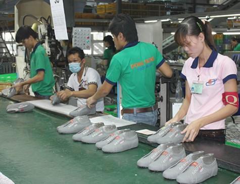 Ngành da giày: Nhiều giải pháp tăng giá trị sản xuất