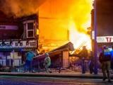 Anh: Ít nhất 4 người thiệt mạng trong vụ nổ lớn tại Leicester