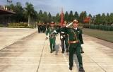 Trung đoàn 271 (Sư đoàn 5, Quân khu 7): Ra quân huấn luyện năm 2018