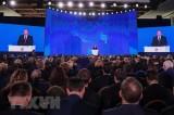 Mỹ, Anh phản ứng về Thông điệp liên bang của Tổng thống Nga