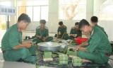 Bộ Chỉ huy Quân sự tỉnh: Môi trường tốt cho thanh niên rèn luyện
