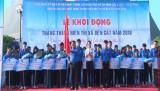 Tx.Bến Cát, Huyện Phú Giáo: Phát động Tháng Thanh niên năm 2018