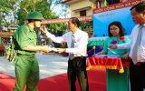 Xúc động, ấm áp lễ giao nhận quân ở Phú Giáo