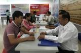 Phiên giao dịch việc làm đầu năm: Gần 500 doanh nghiệp tham gia tuyển lao động