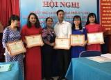 Phòng GD-ĐT TX.Bến Cát: Trao  giải hội thi giáo viên dạy giỏi, giải thưởng Võ Minh Đức
