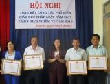 TX.Thuận An: Tỷ lệ hòa giải cơ sở đạt hơn 80%