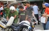 TX.Thuận An: Bảo đảm trật tự an toàn giao thông