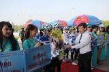 2018年第八次平阳国际女子自行车公开赛开幕