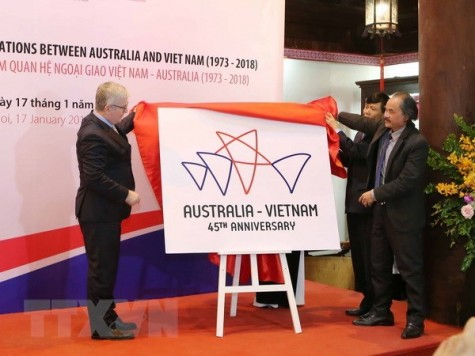 Vietnam, Australia look to lift up ties to strategic partnership