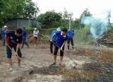 Tuổi trẻ Dầu Tiếng: Xây dựng quê hương văn minh, giàu đẹp
