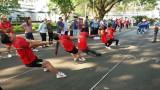 Công ty TNHH MTV Cao su Dầu Tiếng: 548 vận động viên tham dự hội thao truyền thống