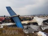 Số người thiệt mạng trong vụ rơi máy bay ở Nepal tăng lên 40 người