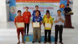 Traditional sports festival absorbs 548 athletes