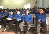 Hơn 400 cán bộ đoàn dự Hội nghị báo cáo viên-tuyên truyền viên