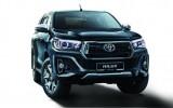 Toyota Hilux 2018 thêm phiên bản cao cấp