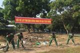 Tuổi trẻ lực lượng vũ trang tỉnh: Thi đua quyết thắng trong Tháng Thanh niên