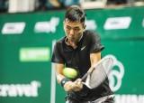 2018年印度男网F3未来赛:李黄南获亚军