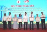 Hội Chữ thập đỏ tỉnh: 10 năm, vận động đóng góp trên 134 tỷ đồng hỗ trợ đối tượng khó khăn