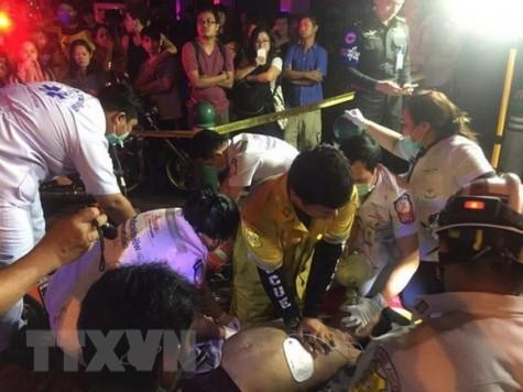 Danh sách 13 người Việt bị thương trong vụ cháy chung cư tại Thái Lan