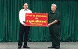 Đoàn tỉnh Bình Dương thăm, tặng quà quân, dân quần đảo Trường Sa và Nhà giàn DK1