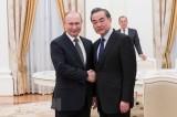 Ông Putin sẽ có nhiều cuộc tiếp xúc với ông Tập Cận Bình trong năm nay