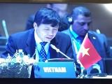 越南出席不结盟运动第十八次部长级会议