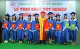 313 tân cử nhân nhận bằng tốt nghiệp đại học, cao đẳng