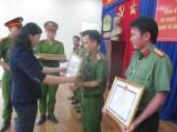 TX.Thuận An: Phát huy hiệu quả trong công tác phối hợp giữ gìn an ninh trật tự