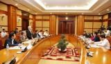 Ban Bí thư họp về kết quả 5 đoàn kiểm tra thực hiện Nghị quyết TW 4