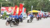 Liên đoàn Lao động tỉnh Đưa pháp luật giao thông đến với công nhân, lao động...