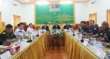 Lãnh đạo tỉnh thăm chúc tết Chol Chnam Thmay  tỉnh Kratie, Vương quốc Campuchia