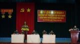 Tư lệnh Quân đoàn 4: Đối thoại dân chủ với sĩ quan, quân nhân chuyên nghiệp Sư đoàn 9
