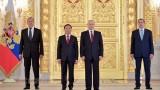 俄罗斯总统普京:俄越关系正呈现良好发展之势