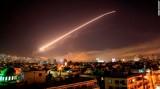 Syria lên án chiến dịch tấn công của Mỹ, Anh, Pháp