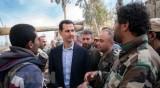 Tổng thống Syria al-Assad tuyên bố các nước tấn công đã mất kiểm soát