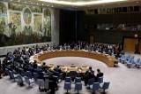 HĐBA không thông qua dự thảo nghị quyết của Nga về Syria