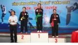 Gần 150 vận động viên thi đấu môn võ cổ truyền