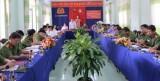 Đoàn giám sát Ban Pháp chế HĐND tỉnh: Giám sát tình hình, kết quả triển khai thực hiện các quy định mới của Bộ luật Hình sự năm 2015 tại các cơ quan tư pháp