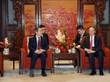 Đoàn đại biểu Đảng Cộng sản Việt Nam thăm và làm việc ở Trung Quốc