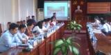 Khảo sát việc triển khai thực hiện Chỉ thị 05 ở Đảng ủy Công ty TNHH MTV cao su Dầu Tiếng