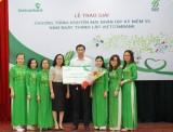 Vietcombank trao giải khuyến mãi 55 năm thành lập ngân hàng