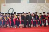 Trường Đại học Việt Đức trao bằng tốt nghiệp cho 82 cử nhân và thạc sĩ